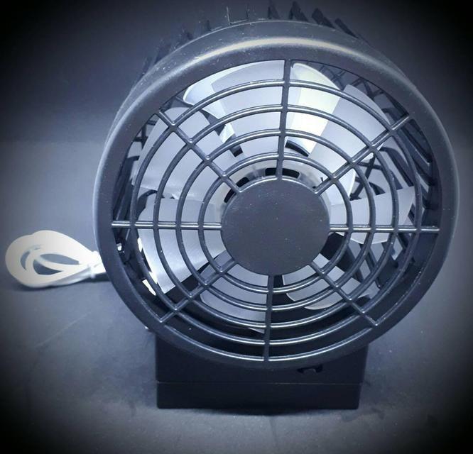 Скрытая камера с вентилятором