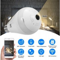 FV-A3608-960ph L Panoramic Smart Camera V380 лампа e27 с WiFi, панорамная камера лампочка