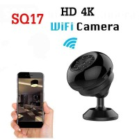 WiFi IP 4K Ultra HD мини камера SQ17